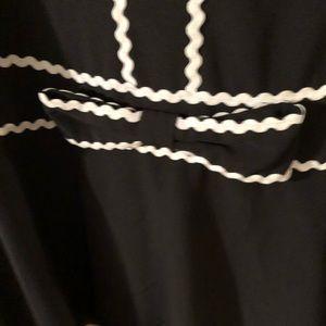 8fbd6d700c65e Ted Baker London Dresses - Ted Baker London Black   White bow Dress